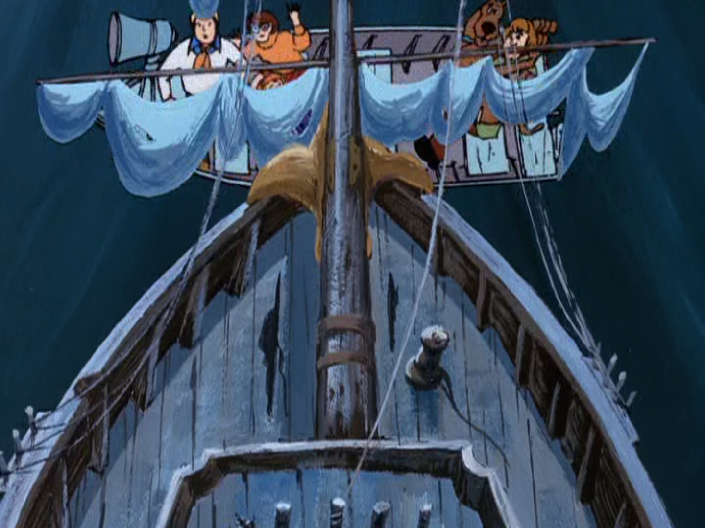 4 scary stories about ghost ships