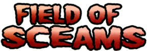 Field of Screams title card