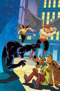 TU 17 (DC Comics) textless cover