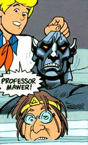 Professor Mawer unmasked
