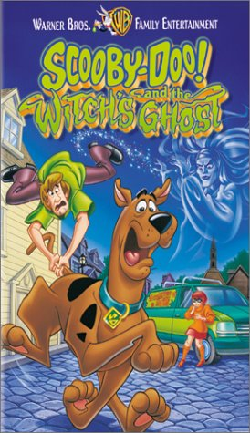 Witch's Ghost VHS front cover