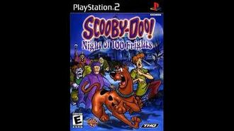 Scooby-Doo Night of 100 Frights Soundtrack - Don't Look Down, Scooby-Doo!