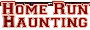 Home Run Haunting title card