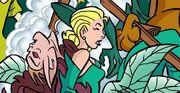 Titania unmasked