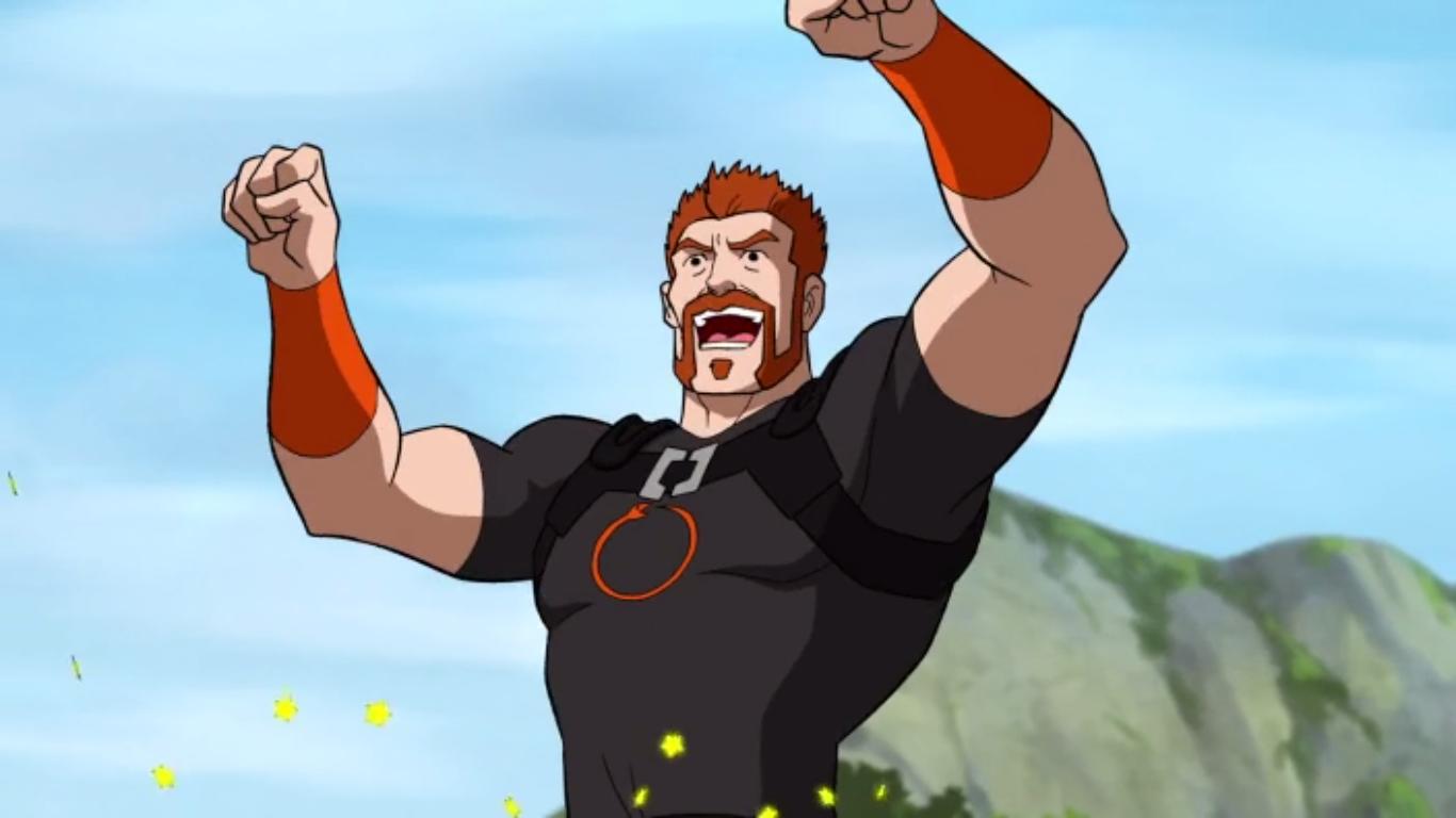Sheamus Scoobypedia Fandom Powered By Wikia