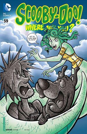 WAY 59 (DC Comics) front cover