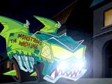 The Monstrous Machine