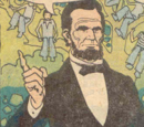 Ghost of Abraham Lincoln (The Ghostly Governor)