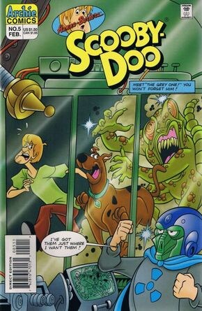 SD 5 (Archie Comics) cover