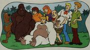 Carolina unmasked (Scooby-Doo! and the Ghostly Gorilla)