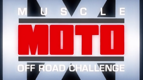 Muscle Moto X logo