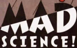 Mad Science title card
