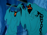 Green Ghosts (A Night of Fright is No Delight)