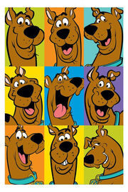 PP31527-Scooby-Doo-Faces