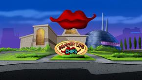 Smackin Lipps Chips Factory