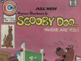 Scooby Doo... Where Are You! (Charlton Comics)