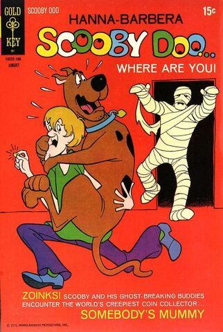 File:WAY 7 (Gold Key Comics) front cover.jpg