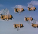 Giant bees (The Bee Team)