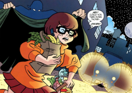 Velma is kidnapped