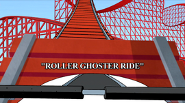 Roller Ghoster Ride title card