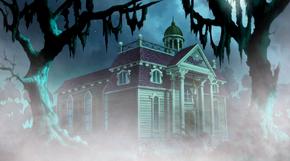 Vincent Van Helsing's vampire museum