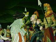 Kleopatra Amelia i straż