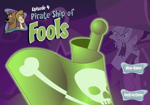 Pirate ship of fools scoobypedia fandom powered by wikia - Jeux de scooby doo crystal cove ...