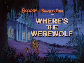 Where's the Werewolf Title Card