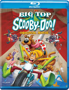 Big Top Scooby-Doo! BD front cover