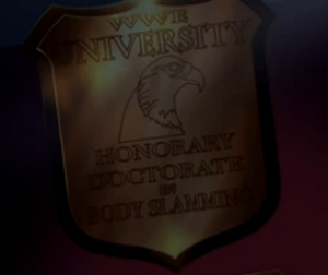 WWE University