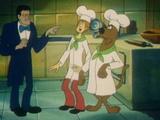 Scooby's Peep-Hole Pandemonium