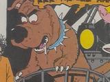 Maltese Mutt Monster