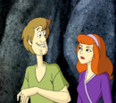 Shaggy Rogers and Daphne Blake