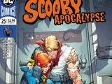 Scooby Apocalypse issue 25