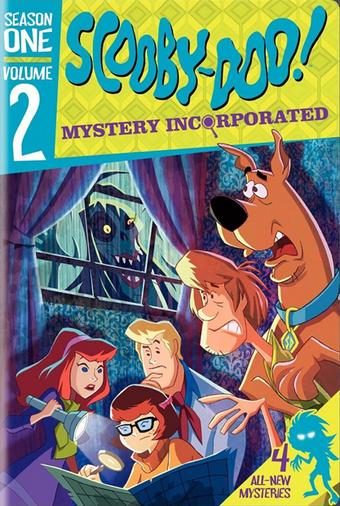 Scooby Doo Mystery Incorporated Season One Volume 2 Scoobypedia Fandom