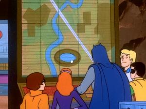 Batmobile tracking device