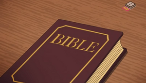 Bible (Be Cool, Scooby-Doo!)