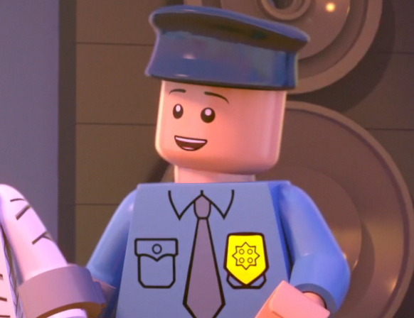 Police officer (LEGO Scooby-Doo! Blowout Beach Bash)   Scoobypedia ...