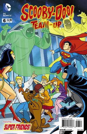 TU 6 (DC Comics) cover