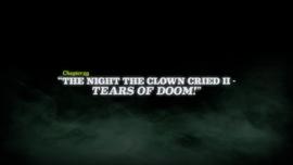 Tears of Doom! title card