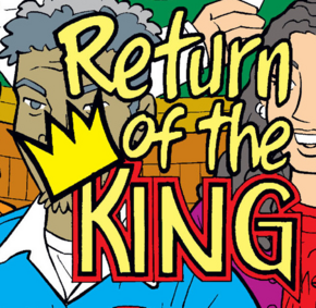 Return of the King title card