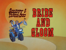 Bride and Gloom Title Card