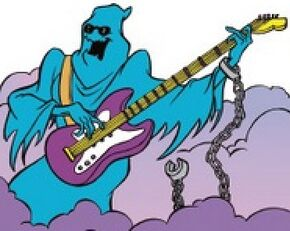 Groovy Ghost
