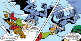 Shag and Scoob chasing Jersey Devil