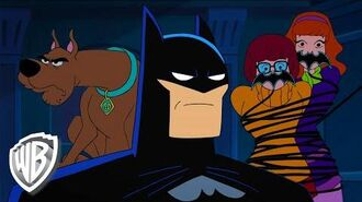 Scooby-Doo and Guess Who? What A Night For A Dark Knight WB Kids