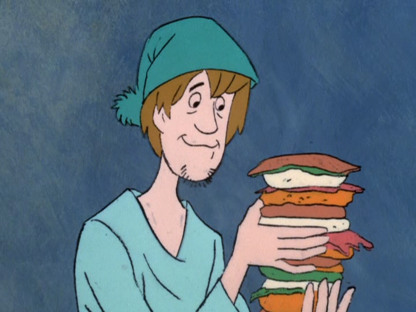 Shaggy Super Sandwich Scoobypedia Fandom Powered By Wikia
