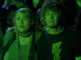 Shaggy Rogers and Daphne Blake (Nick Palatas and Kate Melton)