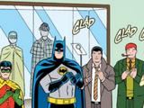 Mystery Analysts of Gotham City