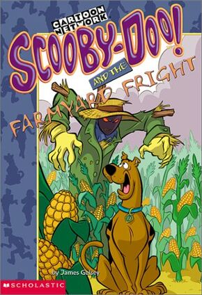 Scooby-Doo! and the Farmyard Fright cover