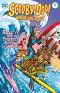 WAY 77 (DC Comics) digital cover